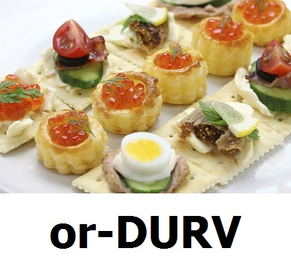 hors d'oeuvre