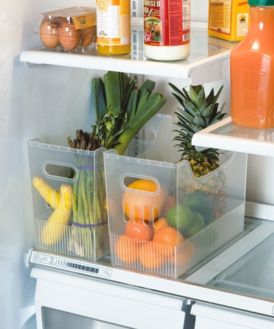 Fridge containers