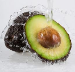 Eats_AvocadoHalvesInWater