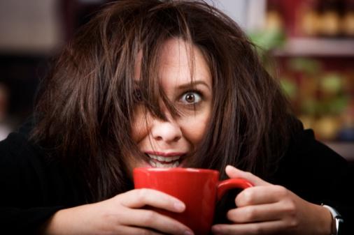 caffeine content in drinks