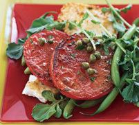 Eats_GrilledTomatoSalad_WilliamMeppem
