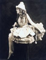 The Mary Pickford cocktail was named for the silent film star and co-founder of United Artists.