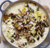 Eats_MushroomCourgetteRisotto_ConPoulos