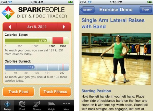 SparkPeople Diet & Food Tracker