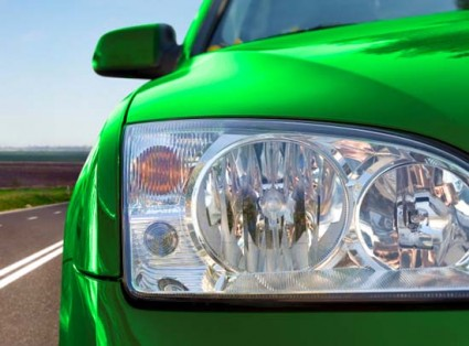6. How to: Clear up cloudy car headlights