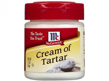 8. How to: Use cream of tartar to clean everything