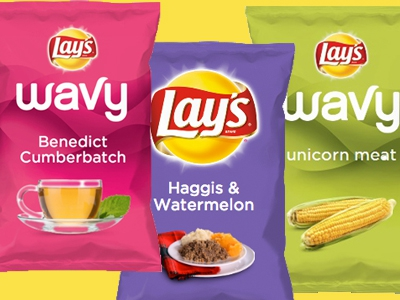 lays flavor list suggestions