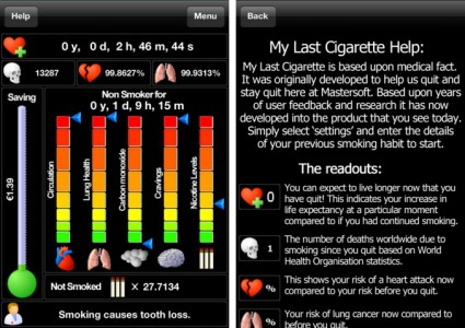 My Last Cigarette – Stop Smoking Stay Quit