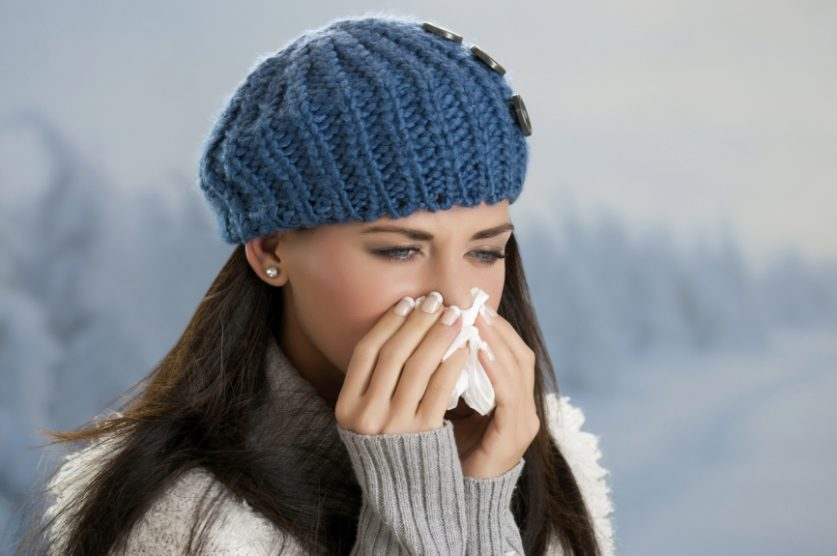 16 ways to avoid catching a cold this season