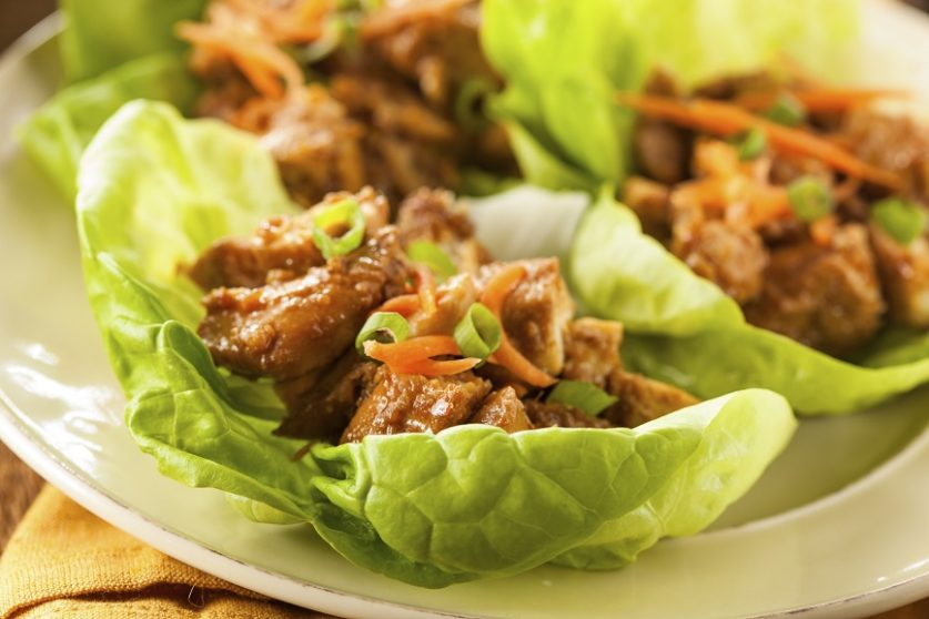20 hearty lettuce wraps that you might mistake for comfort food