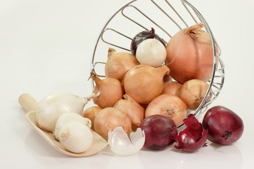 Yellow, white, sweet or red: How to choose the right onion