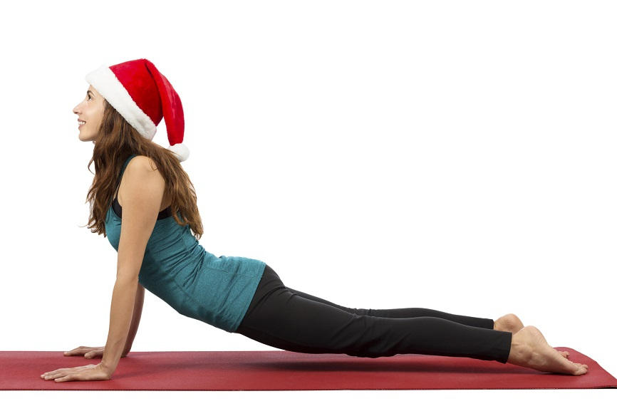 InShape Workout of the Month: The Twelve Days of Fitness