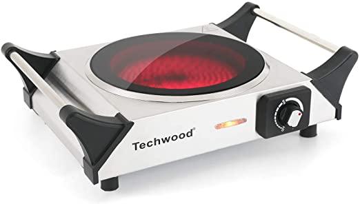 Techwood Infrared Single Burner