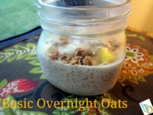 Basic Overnight Oats