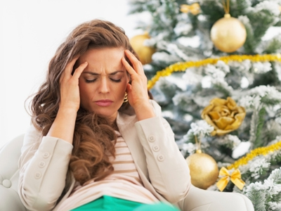 5 tips for coping with stress during the holidays