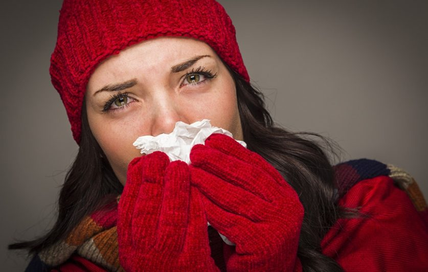 How to get immune to the cold/flu season [Featured Partner]