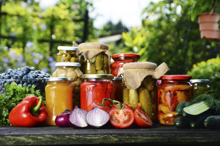 How to pickle vegetables & what to do with them