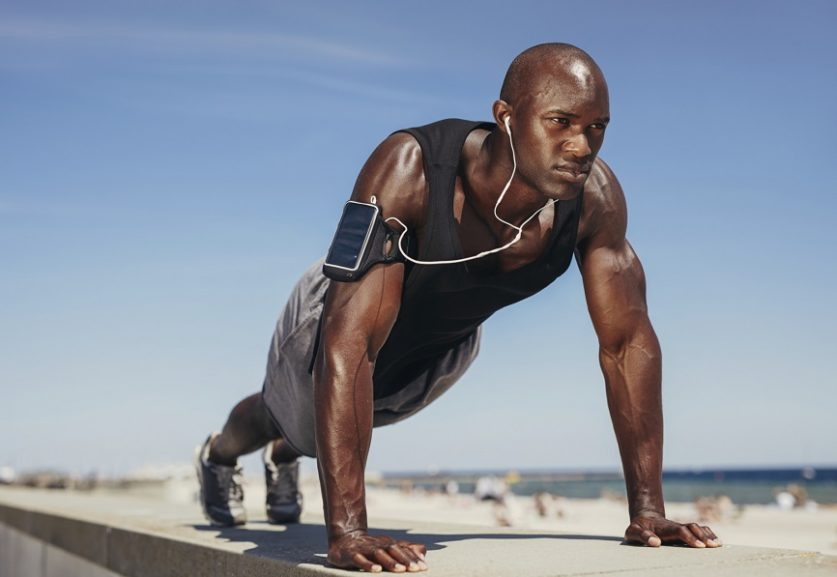 InShape Workout of the Month: Build a better pushup